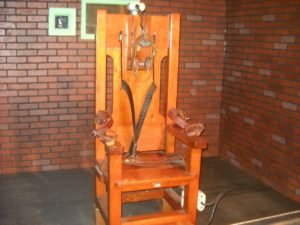 sentencing to death