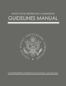 sentencing guidelines manual