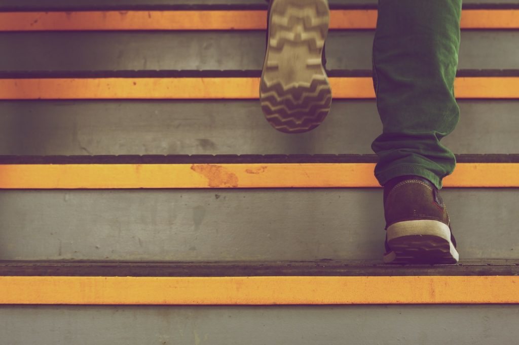 The First Step Act